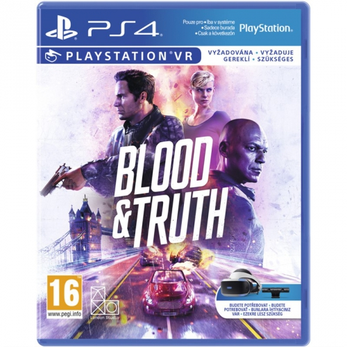 2K Games PlayStation 4 Blood and Truth VR