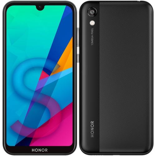 Mobilní telefon Honor 8S Dual SIM černý