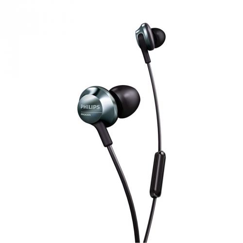 Sluchátka Philips PRO6305 (PRO6305BK/00) černá