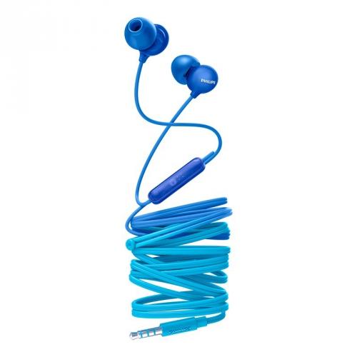 Sluchátka Philips SHE2405 (SHE2405BL/00) modrá