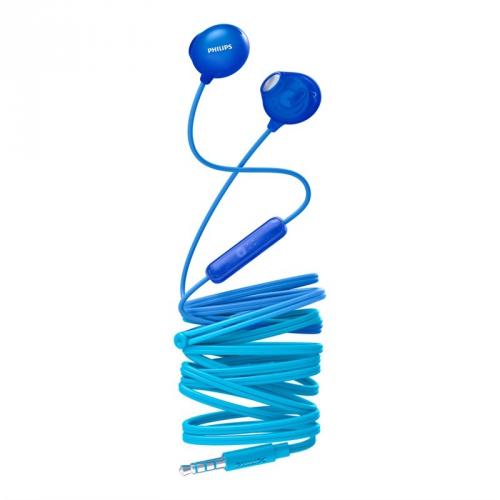 Sluchátka Philips SHE2305 (SHE2305BL/00) modrá