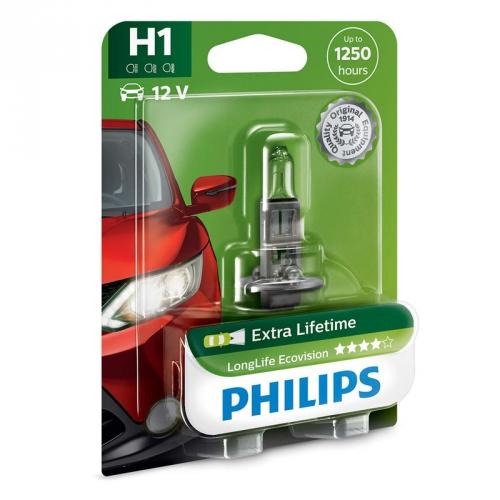 Philips LongLife EcoVision H1, 1ks