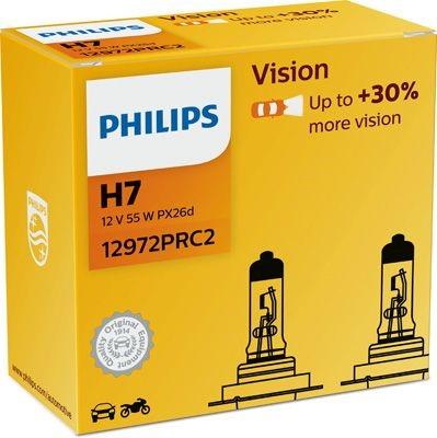 Autožárovka Philips Vision H7, 2ks