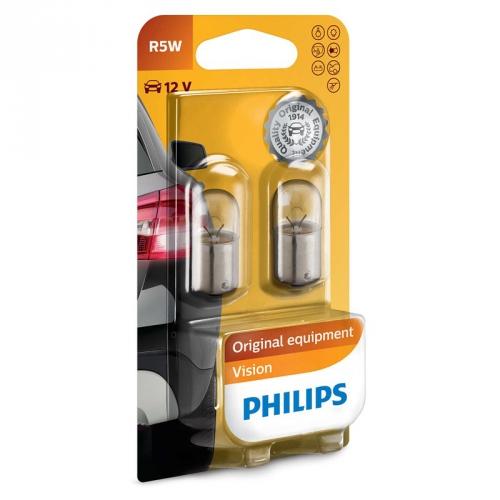 Autožárovka Philips Vision R5W, 2ks (12821B2)