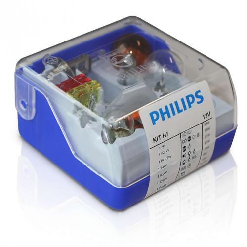 Philips náhradních autožárovek H1