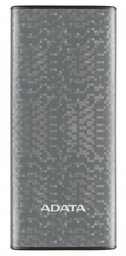 Powerbank ADATA P10000 10000mAh (AP10000-DUSB-CGY) šedá