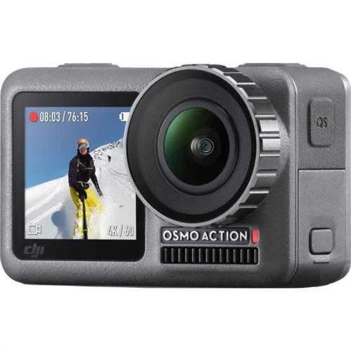 Outdoorová kamera DJI OSMO ACTION šedá
