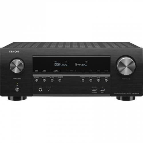 AV Receiver Denon AVR-S950H černý