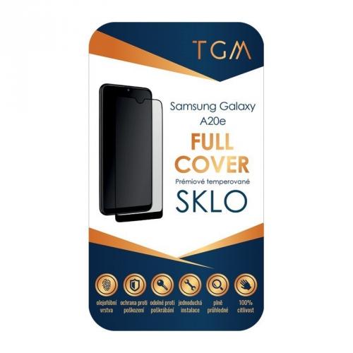 Ochranné sklo TGM Full Cover na Samsung Galaxy A20e