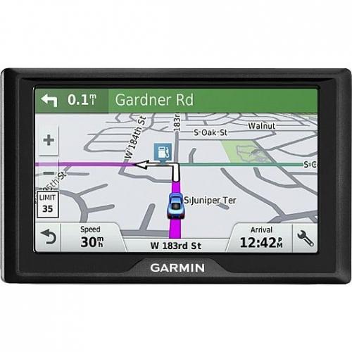 Navigační systém GPS Garmin Drive 5S Plus EU45 černá