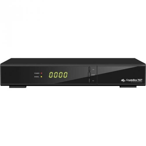 Set-top box AB Cryptobox 702T HD černý