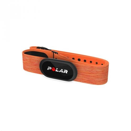 Hrudní pás Polar H10+ M-XXL oranžová