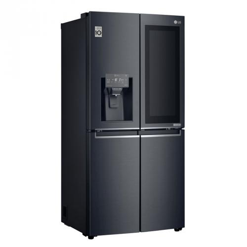 Americká lednice LG GMX844MCKV