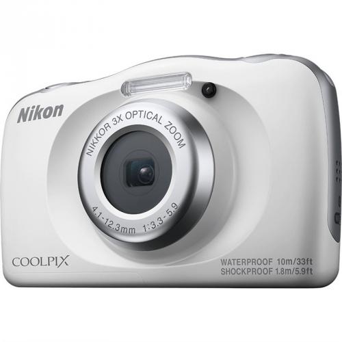 Digitální fotoaparát Nikon Coolpix W150 BACKPACK KIT bílý
