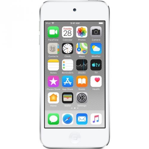 MP3 přehrávač Apple iPod touch 32GB (MVHV2HC/A) stříbrný