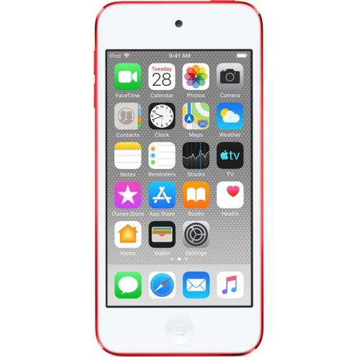 MP3 přehrávač Apple iPod touch 32GB červený