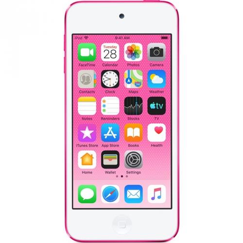 MP3 přehrávač Apple iPod touch 128GB růžový
