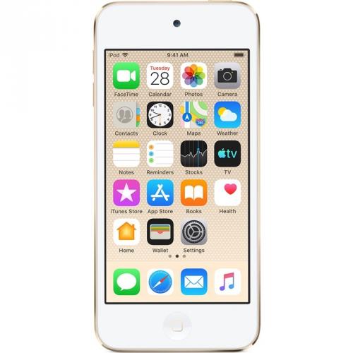 MP3 přehrávač Apple iPod touch 128GB zlatý