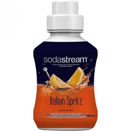Příchuť pro perlivou vodu SodaStream SPRITZ 500 ml