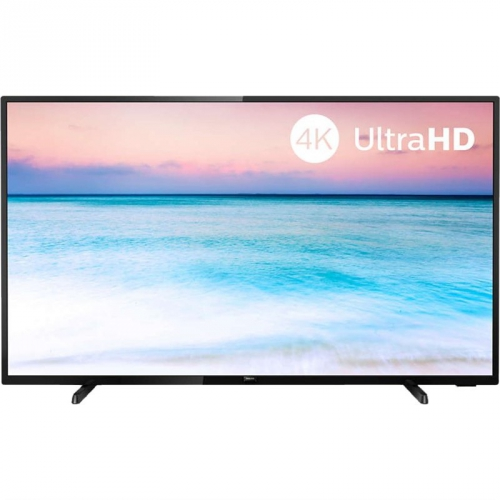 Televize Philips 43PUS6504 černá