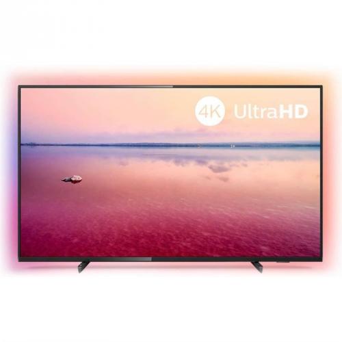 Televize Philips 43PUS6704 černá