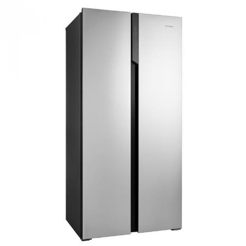 Americká lednice Concept LA7383 nerez