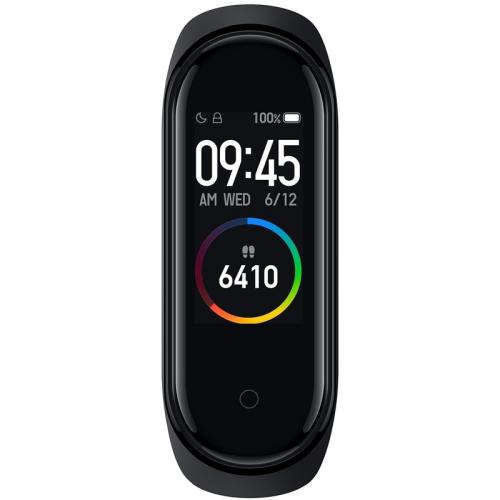 Fitness náramek Xiaomi Mi Band 4 (23742) černý