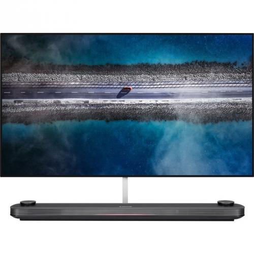 Televize LG OLED65W9 titanium
