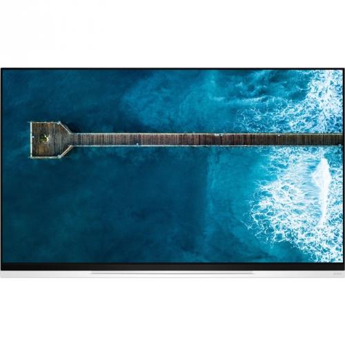 Televize LG OLED65E9 černá