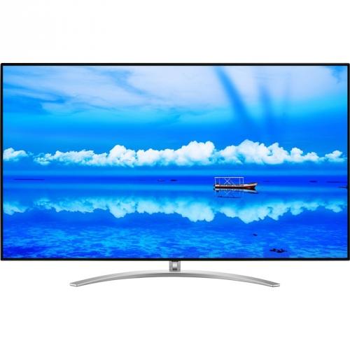 Televize LG 65SM9800 stříbrná