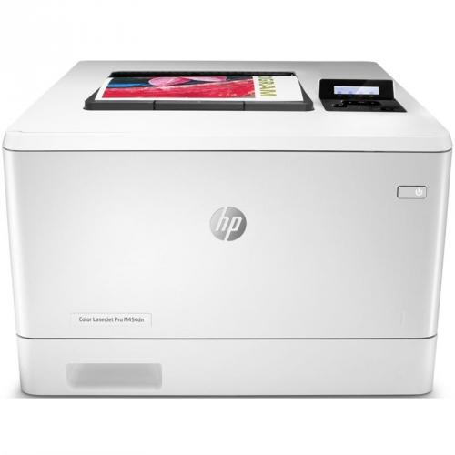 Tiskárna laserová HP Color LaserJet Pro M454dn