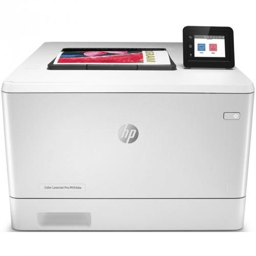 Tiskárna laserová HP Color LaserJet Pro M454dw