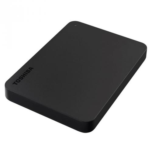 """Externí pevný disk 2,5"""" Toshiba Canvio Basic 1TB černý"""