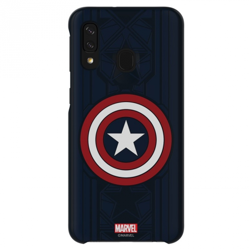 Samsung Smart Cover Captain America na Galaxy A40