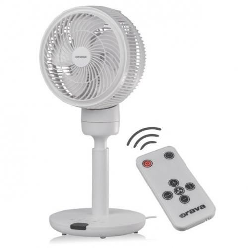 Ventilátor stojanový Orava SF-300 bílý