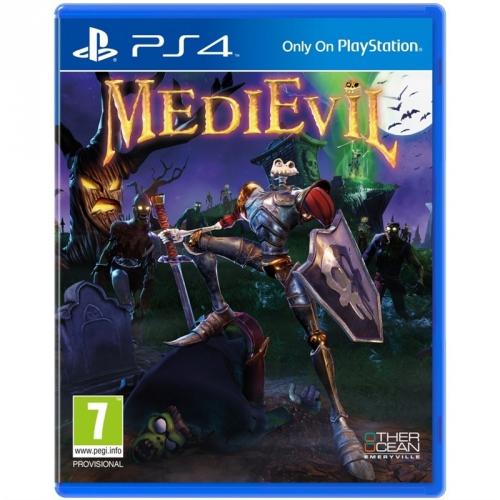 Hra Sony PlayStation 4 MediEvil