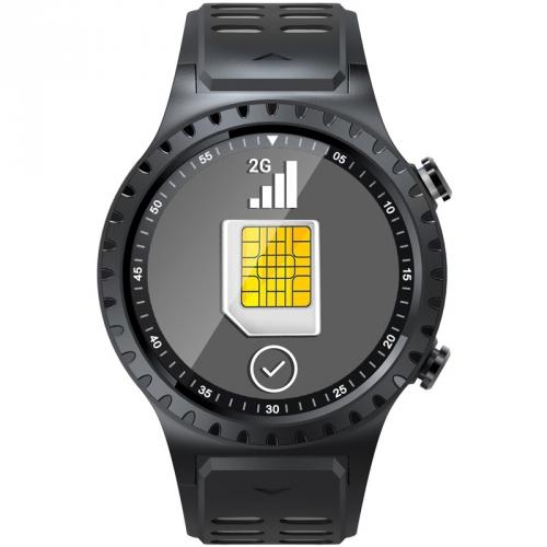 Chytré hodinky Evolveo SportWatch M1S šedý
