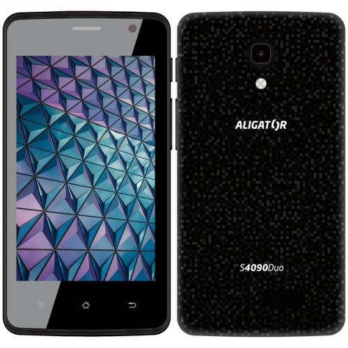 Mobilní telefon Aligator S4090 černý