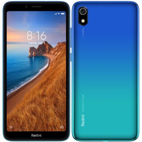 Mobilní telefon Xiaomi Redmi 7A 32 GB Dual SIM - gradientně modrý