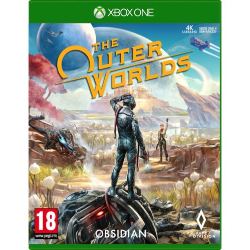 Hra Take 2 Xbox One The Outer Worlds