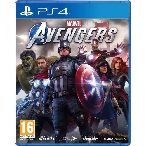 SQUARE ENIX PlayStation 4 Marvel's Avengers