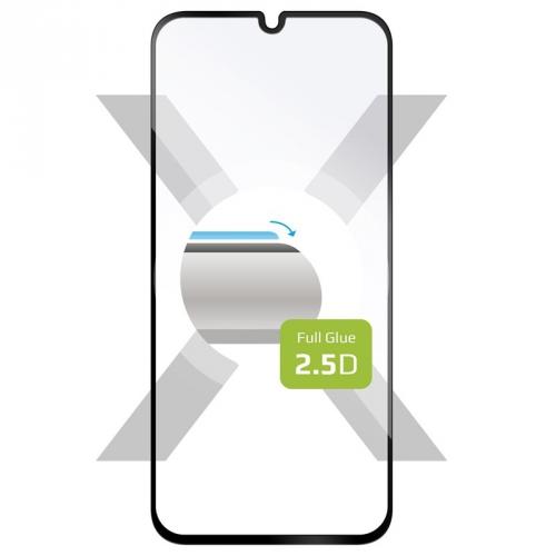 Ochranné sklo FIXED Full-Cover pro Samsung Galaxy A70 černé