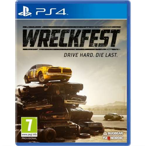 Hra THQ Nordic PlayStation 4 Wreckfest