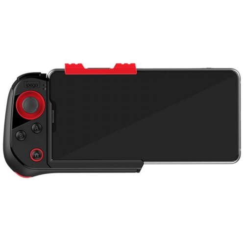 Gamepad iPega Red Spider, iOS/Android, BT černý/červený