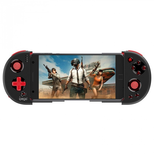 Gamepad iPega Red Knight, iOS/Android, BT černý