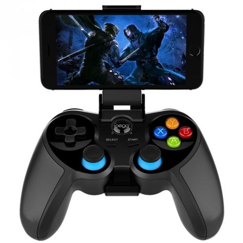 Gamepad iPega Ninja, iOS/Android, BT černý