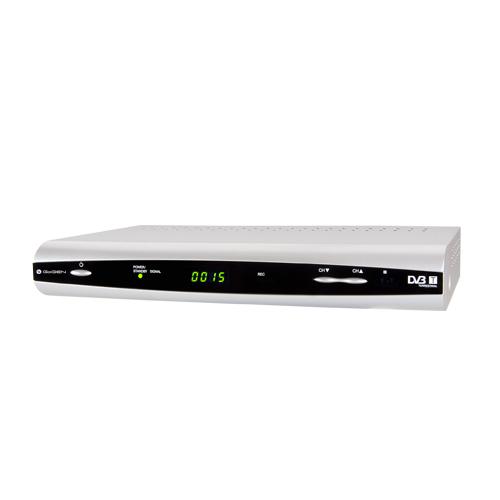 GoGEN DVB603T2 stříbrný