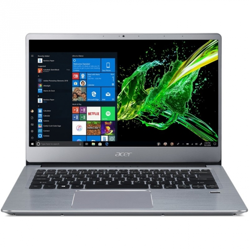 Notebook Acer Swift 3 (SF314-41-R7RF) stříbrný + DOPRAVA ZDARMA Acer