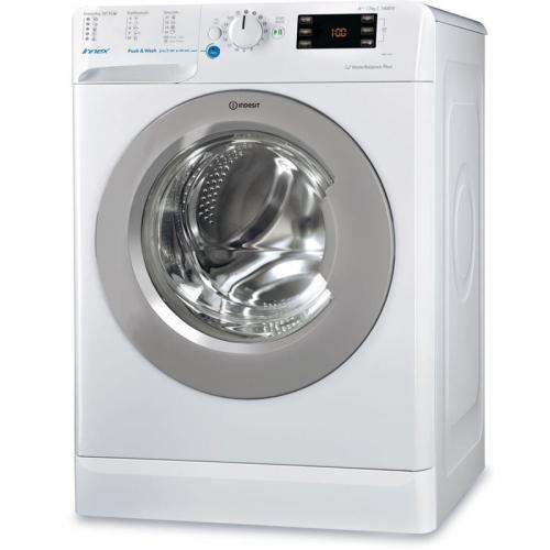 Automatická pračka Indesit BWE 71453X WSSS EU bílá