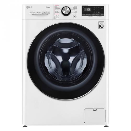 Pračka LG F4WV910P2 parní bílá